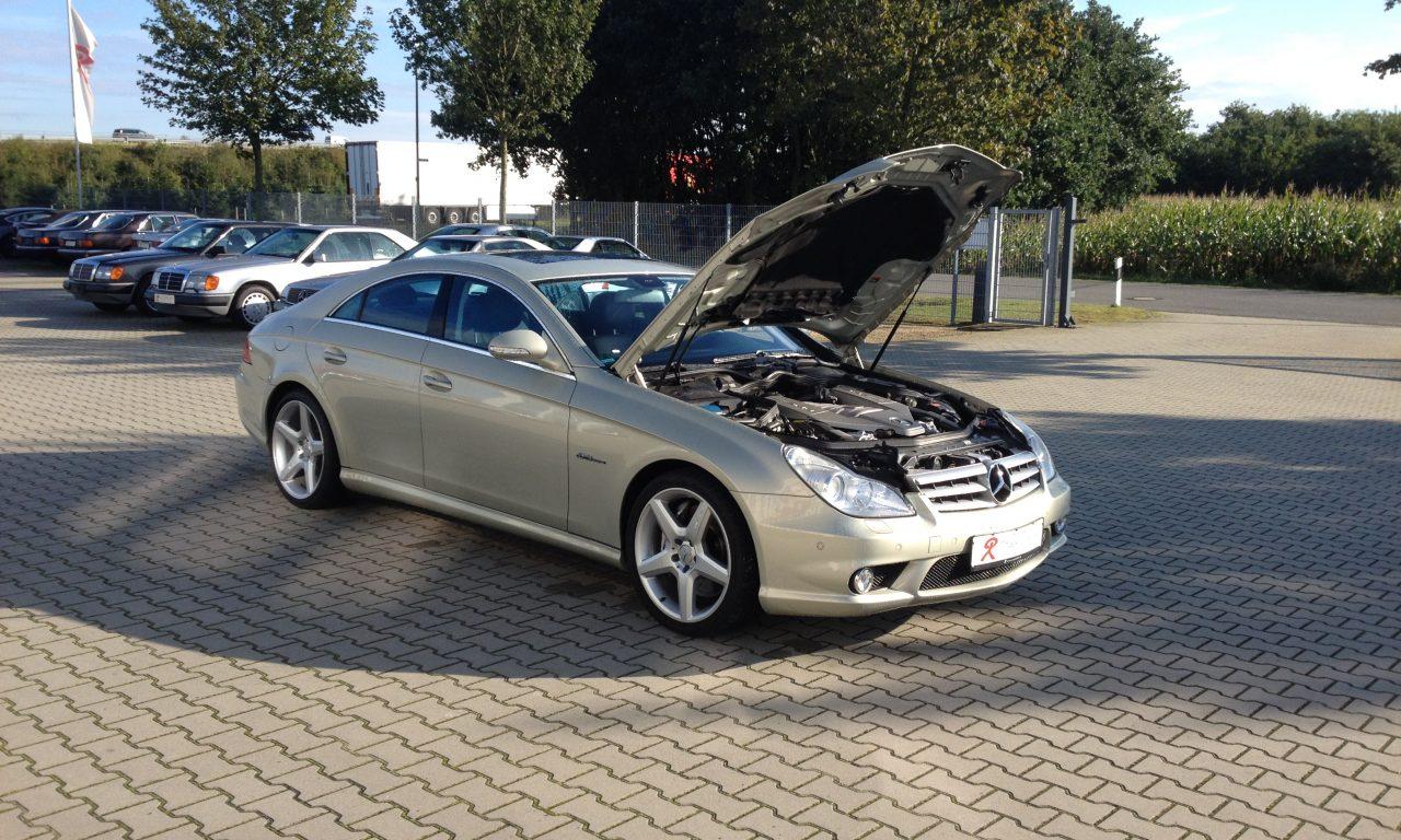 Mercedes CLS63 AMG VS CLS55 AMG