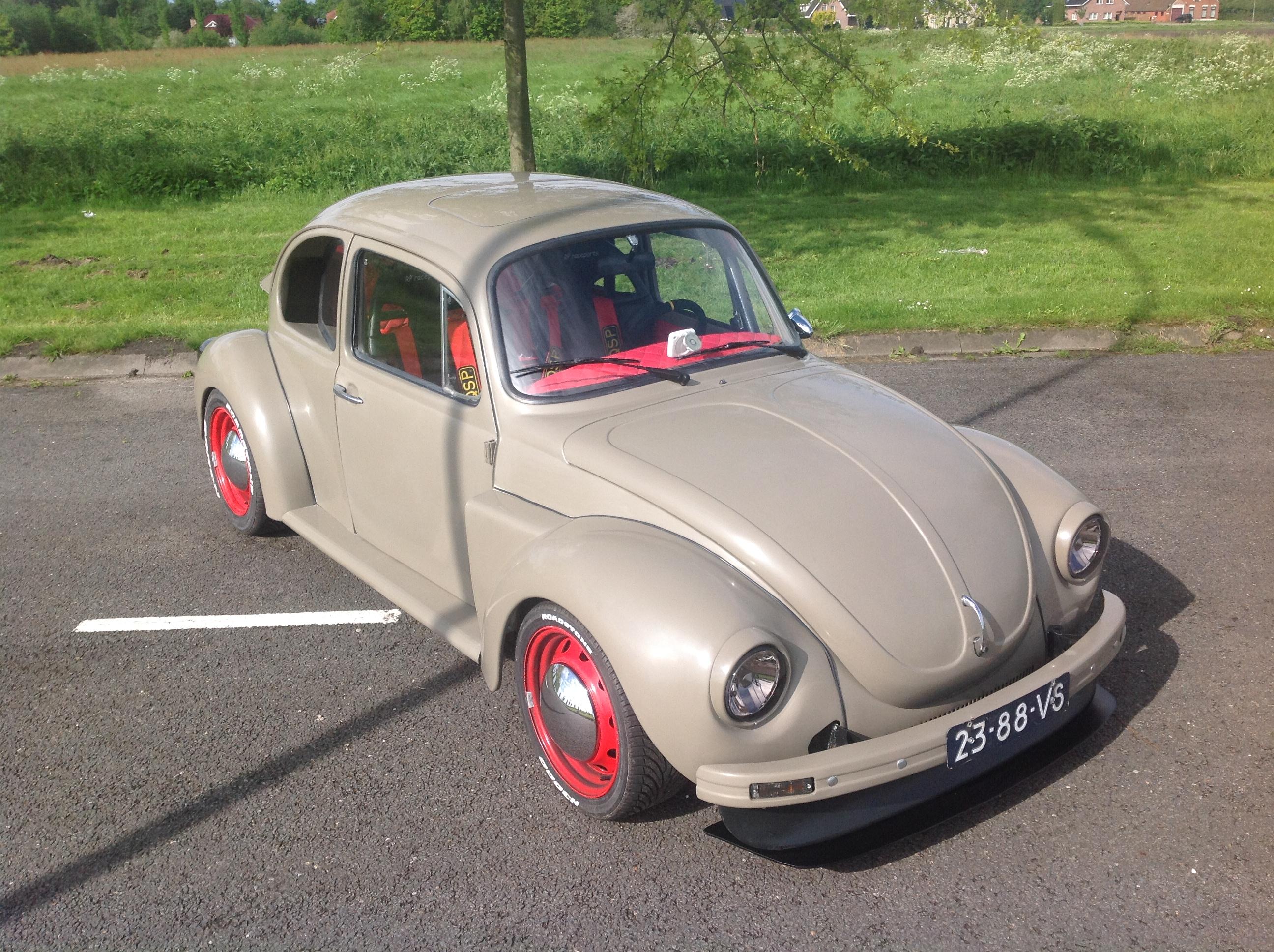 VW Bug Sti 2 0 turbo project build 350HP - JMSpeedshop !