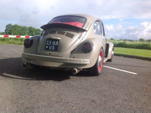 VW bug sti rear