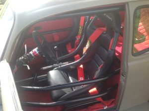 VW bug sti seats