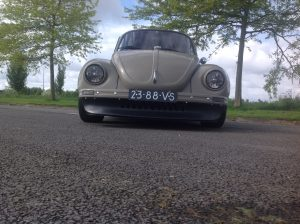 VW bug sti front low