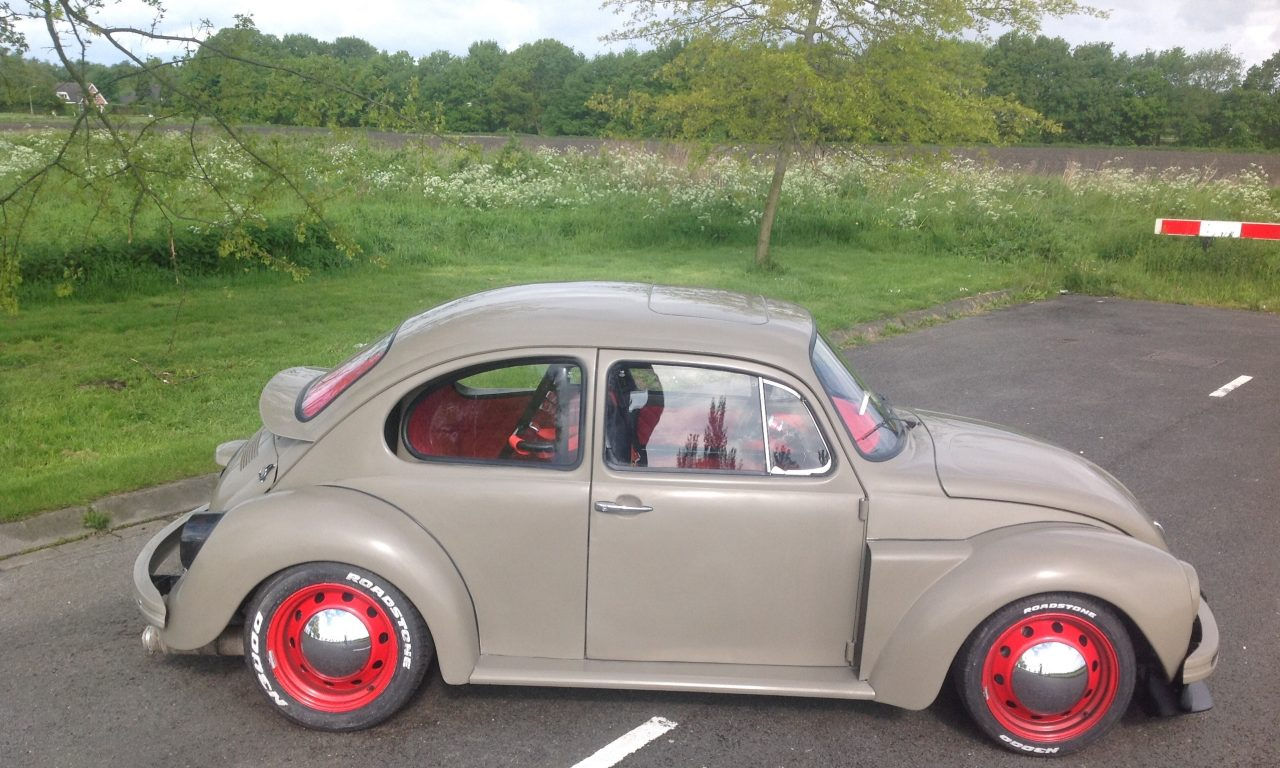 Vw Bug Sti 2 0 Turbo Project Build 350hp