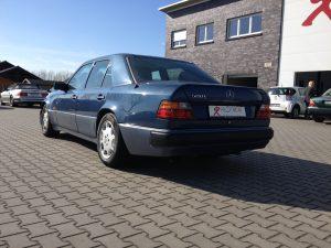 Mercedes 500E W124 5
