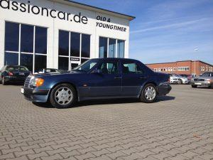 Mercedes 500E W124 1