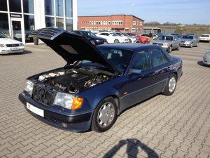 Mercedes 500E W124 2