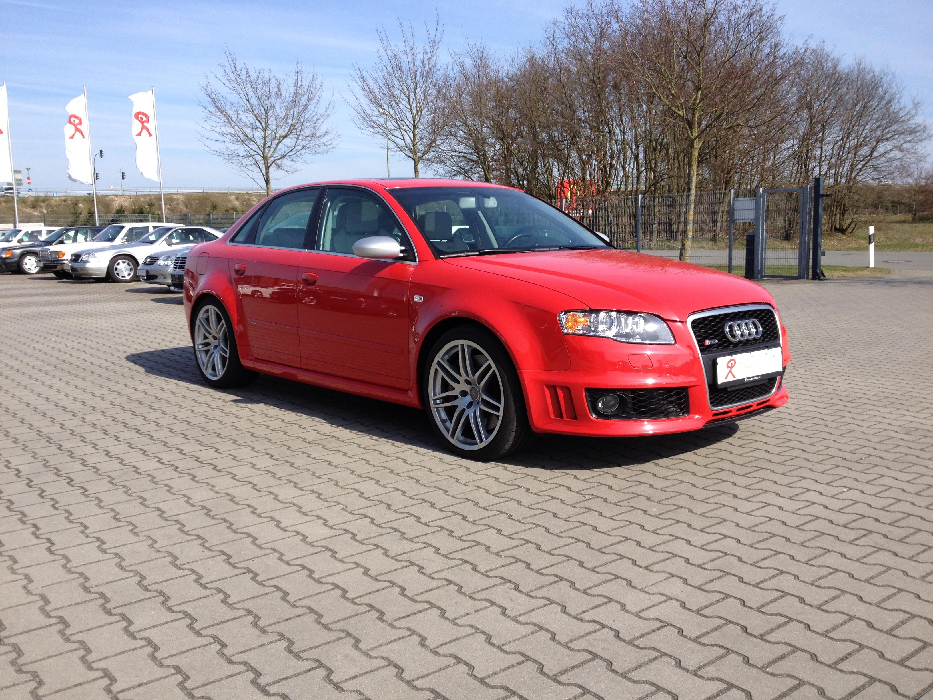 Audi Rs4 B7 Review  U0026 Testdrive