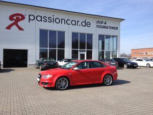 Audi RS4 B7 4