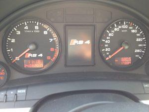 Audi RS4 B7 5