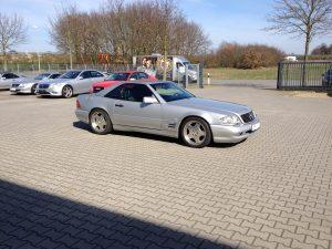 Mercedes SL 70 AMG 1