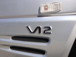 Mercedes SL 70 AMG 8