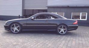 Mercedes CL500 W215