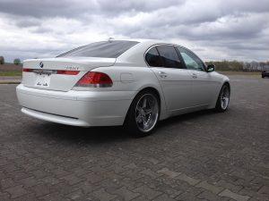 BMW 745I E65 5