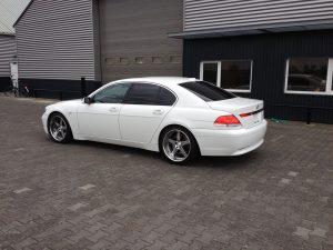 BMW 745I E65 3