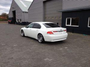 BMW 745I E65 4