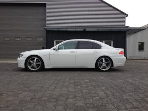 BMW 745I E65 1