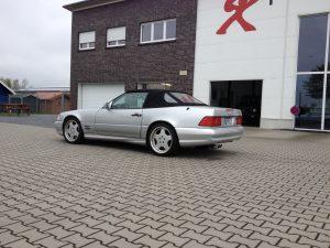 Mercedes SL60 AMG 5