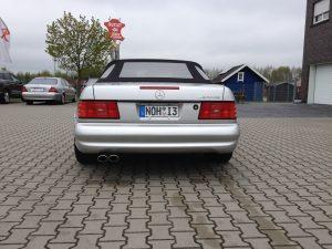 Mercedes SL60 AMG 3