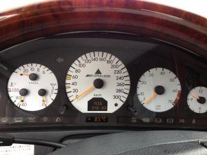 Mercedes SL60 AMG 6