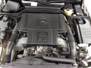 Mercedes SL60 AMG 2