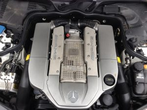 Mercedes CLS55 AMG w219 3