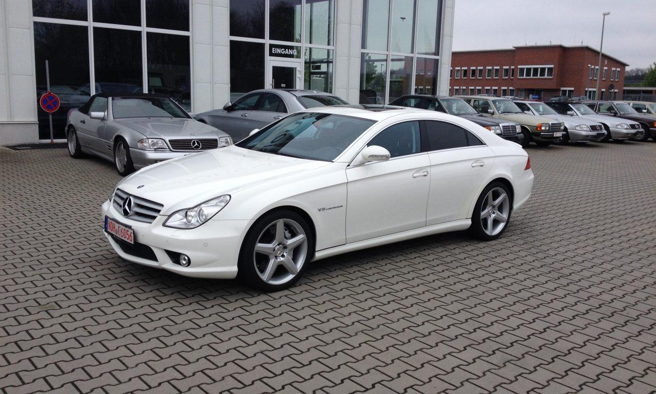 Mercedes CLS55 AMG w219 6