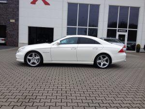 Mercedes CLS55 AMG w219