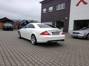 Mercedes CLS55 AMG w219 5