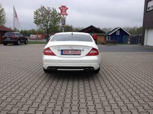 Mercedes CLS55 AMG w219 4