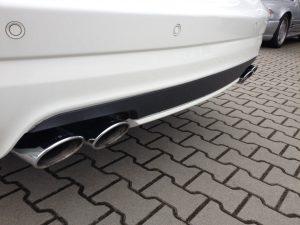 Mercedes CLS55 AMG w219 2