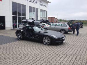 Mercedes SLS AMG 11
