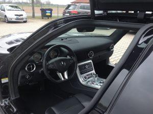 Mercedes SLS AMG 7
