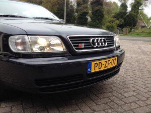 Audi S6 V8 1e gen. C4 5