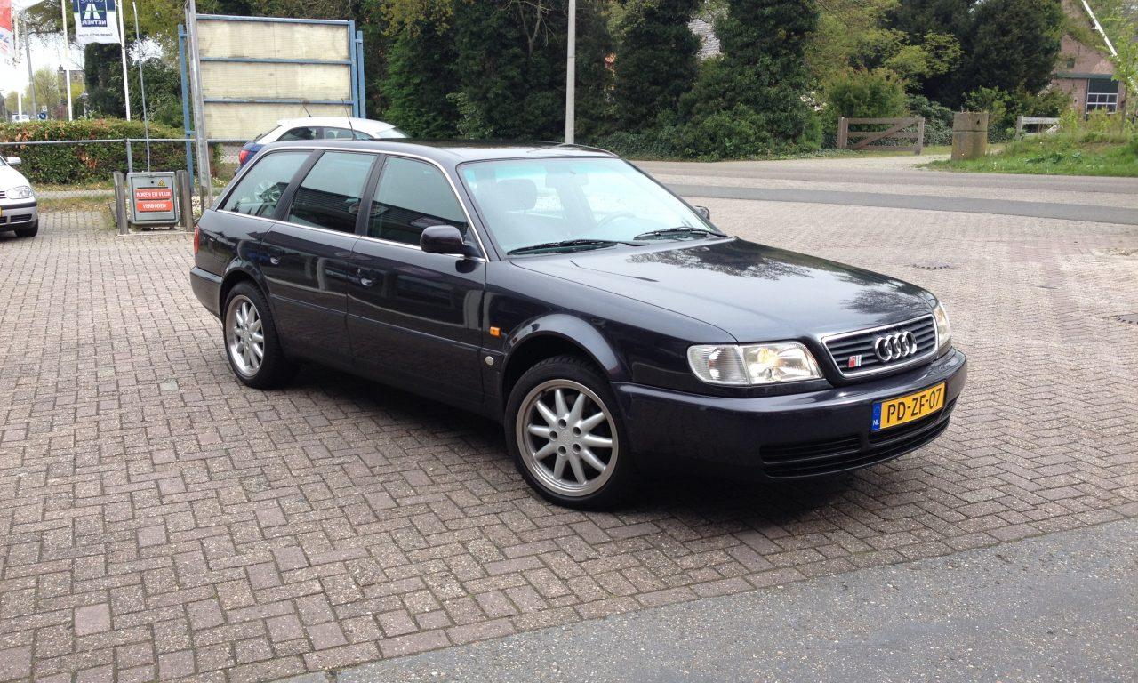 Audi S6 V8 1e gen C4