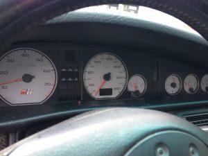 Audi S6 V8 1e gen. C4 2