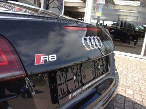 Audi R8 V10 Spyder 11