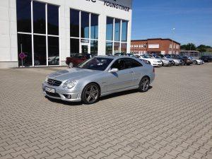 Mercedes CLK63 AMG 1