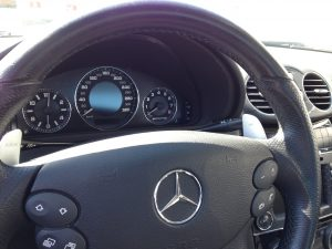 Mercedes CLK63 AMG 4