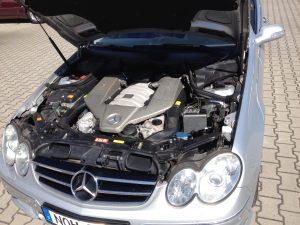 Mercedes CLK63 AMG 7