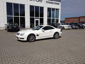 Mercedes SL55 AMG 1