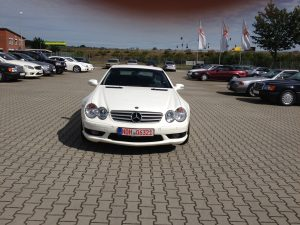 Mercedes SL55 AMG 2