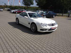 Mercedes SL55 AMG 3
