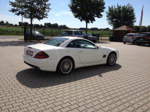 Mercedes SL55 AMG 4