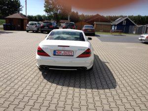 Mercedes SL55 AMG 5
