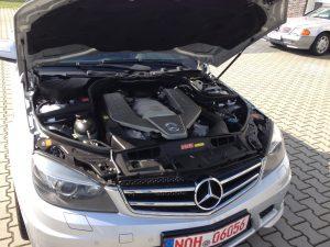 Mercedes C63 AMG P30 4