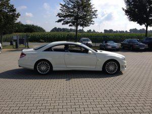 Mercedes CL63 AMG 4