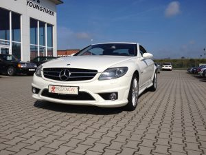 Mercedes CL63 AMG 6