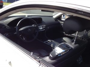 Mercedes CL63 AMG 2