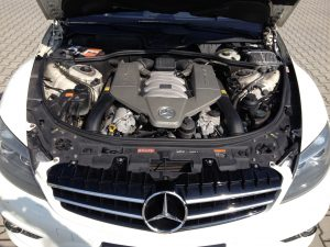 Mercedes CL63 AMG 5