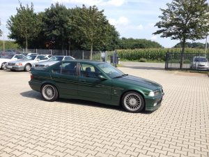 BMW Alpina B3 edition 30 1