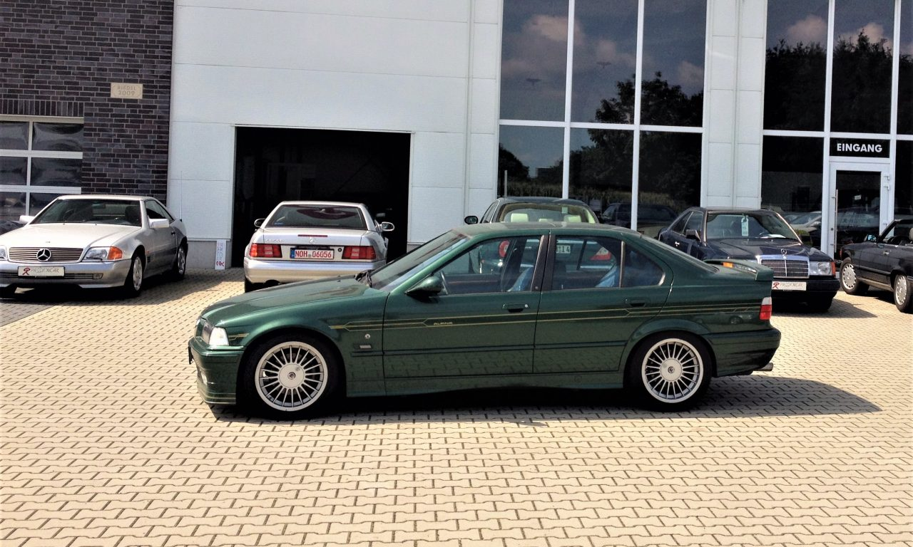BMW Alpina B3 edition 30